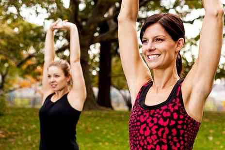 New Body Health and Fitness - Ten Bootcamp Sessions With One Month Gym Access  - Save 0%