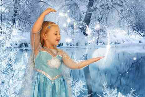 James Carter Photography - Ice Princess, Fairy of Elf Themed Photoshoot With Prints  - Save 0%