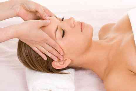 Destinee - Head Massage and Choice of Facial   - Save 0%