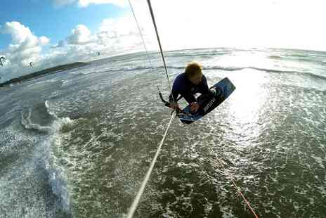 514elemental - Full Day Introduction to Kitesurfing Course  - Save 51%