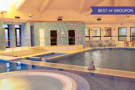 The Westerwood Hotel - 18 Holes of Golf Plus Meal and Spa Pass - Save 0%