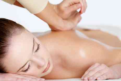 Shamins Hair - Full Body Massage or Facial and Back Massage - Save 0%