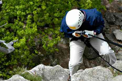 Action Adventure Activities - Half Day Climbing and Abseiling - Save 69%
