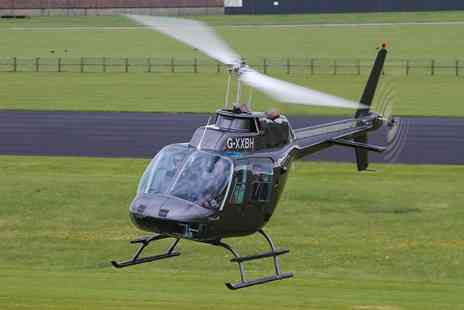 Heli adentures - Cotswold Sightseeing Flight  - Save 44%