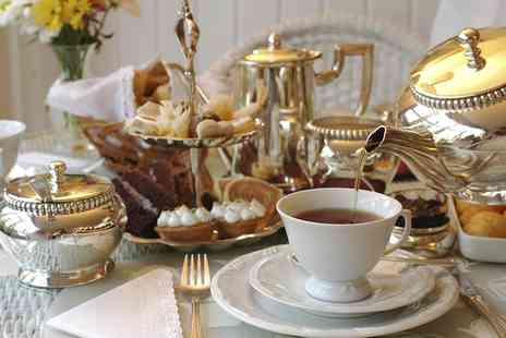 Cheltenham Regency Hotel - Afternoon Tea For Two  - Save 0%