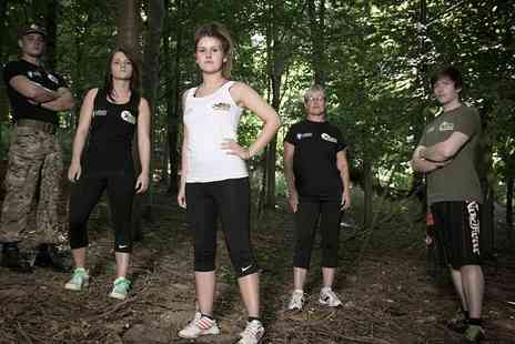 Xtreme Boot Camps - One Month Membership With Unlimited Sessions  - Save 51%
