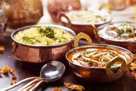 Night of Bengal - Two Course A La Carte Indian Meal With Rice & Naan For Two - Save 52%