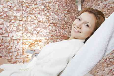 Body toxing - Salt Therapy Session - Save 0%