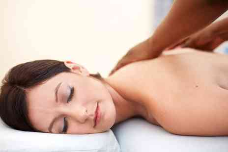 The Beauty Room - Facial Plus Foot and Leg or Hand and Arm Massage  - Save 63%