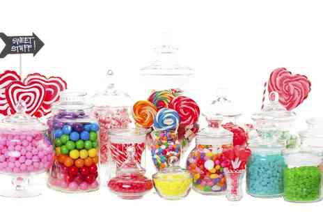 Freddies Sweet Shop - Candy Cart Hire For 50  - Save 49%
