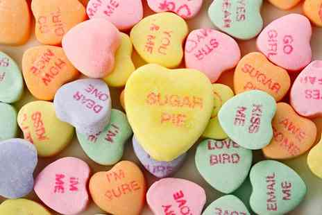 Freddies Sweet Shop - Retro Sweet Gift Cube  - Save 40%