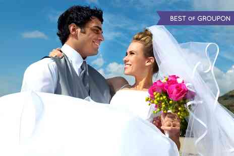 HILTON MAIDSTONE HOTEL - Wedding Package for 50 Guests  - Save 0%