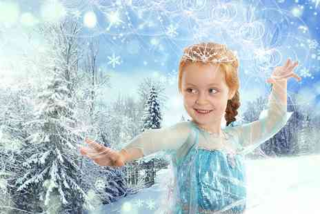 Picture perfect by Mario - Ice Themed, Fairy or Elf Photoshoot For Family of Four  - Save 0%