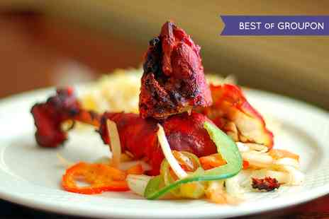 East Horsforth - Two Course Indian Meal For Two  - Save 62%