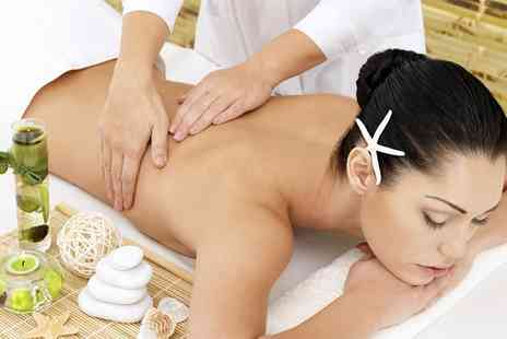 Bodyline Plus -  Back Facial Plus Massage and Facial  - Save 67%
