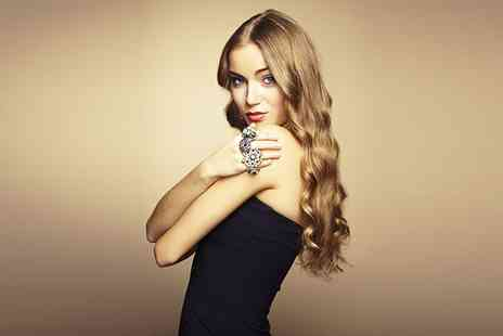 The Salon - Cut and Brazilian Blow Dry  - Save 58%