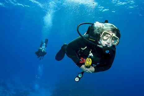 Academy Divers - PADI Open Water Diver Referral Course - Save 66%