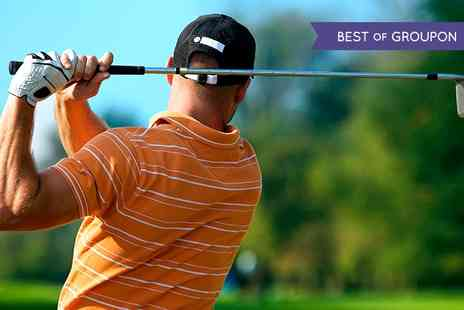 Aintree Golf Centre - 18 Holes of Golf With Range Balls For Two - Save 0%