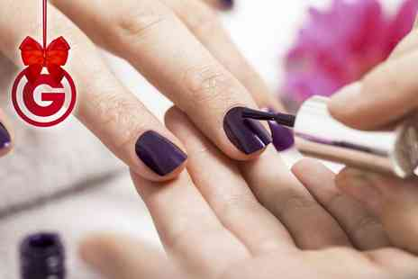 Results Hair Studio - Luxury Shellac Manicure - Save 0%