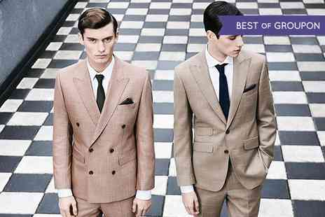 Harris and zei - Bespoke Two-Piece Suit - Save 60%