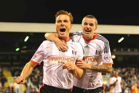 Fulham Football Club - Fulham FC v Rotherham VIP Experience and Food  - Save 0%