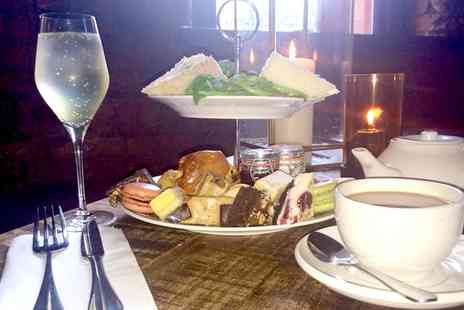 Sackville Lounge - Sparkling Afternoon Tea For Two  - Save 47%