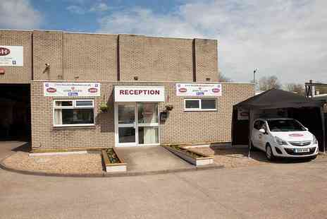Bleakhall Motors - Vehicle MOT With Interim Service  - Save 54%