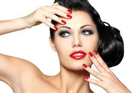 Couture Nail Academy - Gel Manicure or Gel Toes or Both  - Save 0%