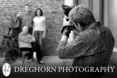 Dreghorn Photography - Choice of Photo Shoot Package With Ten Prints for £39  - Save 81%