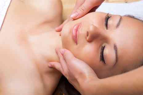 Pure Beauty - Full Body Wrap and Facial  - Save 84%