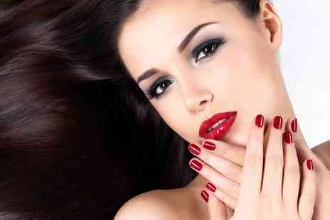 Pure Beauty - Manicure, Shellac Manicure or HD Brows  - Save 0%