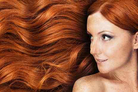 Miss Beauty - Wash, Cut and Blow Dry With Conditioning and Highlights - Save 0%