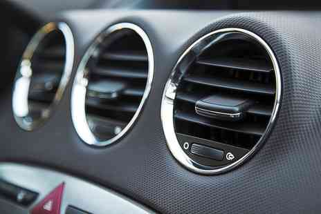 Quills Motors  - Car Air Conditioning System Inspection and Re Gas  - Save 60%