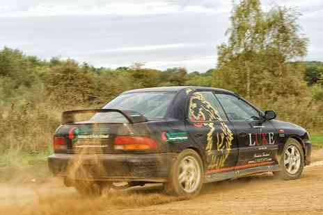 Silverstone Rally School - Rally Driving Experience For One - Save 50%