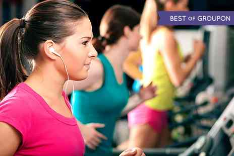 Move GB - Ten Gym Passes - Save 83%