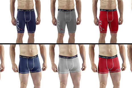 Sub Sports  - All season Mens Compression Boxers - Save 39%