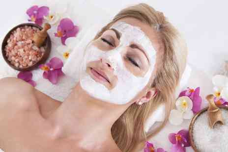 DermaCare Skin & Body Solutions - Choice of Luxury Facial  and Watermelon or Chocolate Body Scrub  - Save 60%