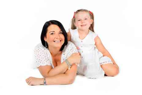 Memories Portrait Photographers - Mothers Day Photoshoot With Prints and Bubbly  - Save 91%