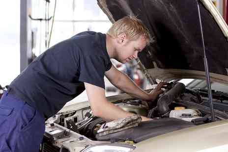 A Gregory Service and Repair - 50 Point Car Service With Oil Change  - Save 0%
