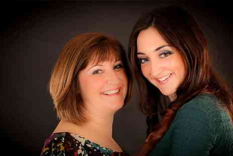 Focal point photography - Mother and Daughter Photoshoot With Makeover and Three Prints - Save 94%