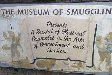 Jamaica Inn - Entry to Smugglers Museum  - Save 51%