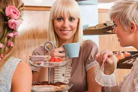 Abigails Cafe  - Afternoon Tea For Two  - Save 0%