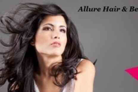 Allure Hair & Beauty - Cut, Restyle and Intensive Conditioning Treatment - Save 64%