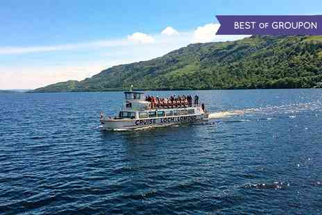 Cruise Loch Lomond - Trip Plus Full Day Cycle Hire - Save 0%