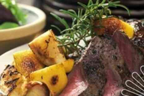 The West End Restaurant & Cabaret - Carvery Dinner With Sparkling Wine and Coffee Plus Entertainment For Two - Save 58%