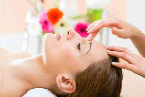 Ivonne Reflexology - Choice of 2 treatments reflexology, indian head massage reiki or Japanese cosmo lift facial - Save 0%