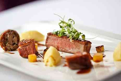 The Belle Epoque - Michelin Listed 5 Course Dinner & Bubbly for Two  - Save 47%