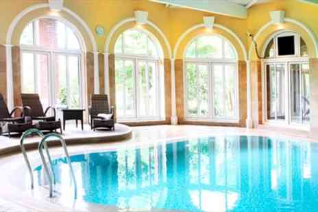 Moor Hall Hotel  - Peaceful Spa Day including Massage  - Save 51%