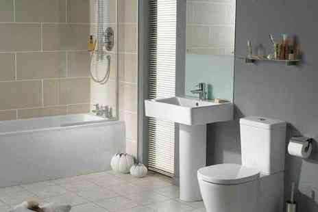 Bradbury Bathrooms - Professional bathroom installation  - Save 48%