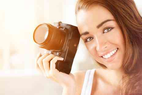 Richard James Photography - Three Hour Beginner or Intermediate Photography Course  - Save 0%